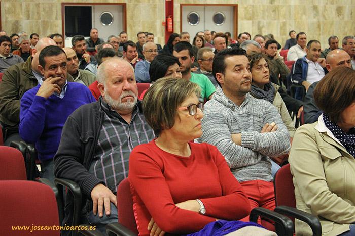 agricultores de Almería y Granada del cortijo cero