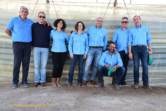 Equipo Seminis en Almería, Monsanto