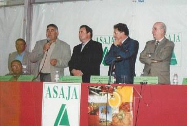 (DEP) Artículo de opinión homenaje al fundador de Asaja-Almería, Pepe Salas