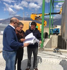 lixiviados plantas de compostaje Almería El Ejido agricultura