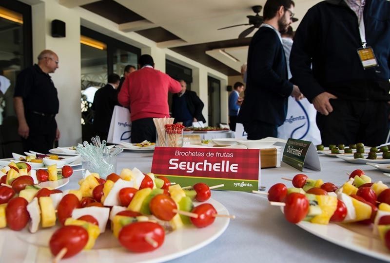 tomate cherry de Syngenta