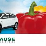 HM Clause sortea un coche entre sus agricultores de pimientos