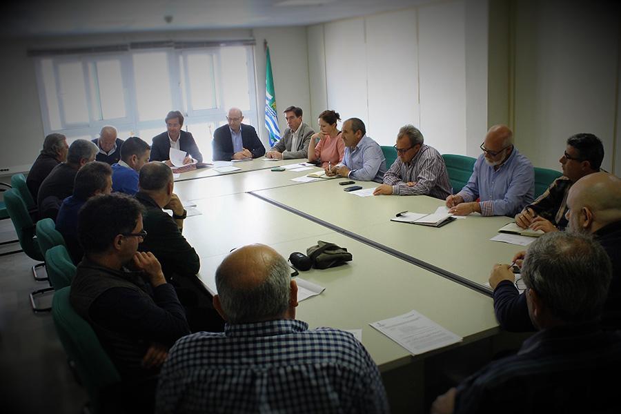 ARRAL y el gestor Antonio Ufarte se suman a la Comisión de Restos Vegetales