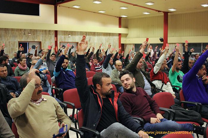 Primera gran Asamblea de Agricultura Viva en Acción en Campoejido, El Ejido, Almería