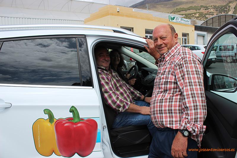agricultores de Berja en la jornada HM Clause