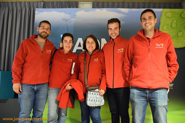 técnicos agrícolas Alhóndiga La Unión
