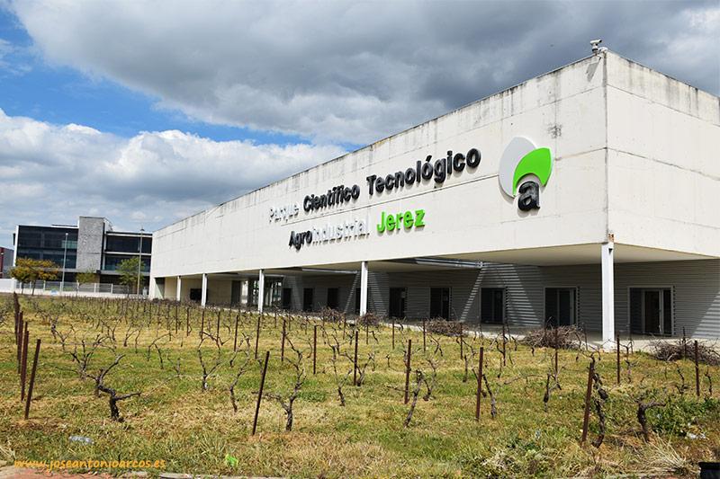 Centro Científico Tecnológico Agroindustrial de Jerez de la Frontera, Cádiz