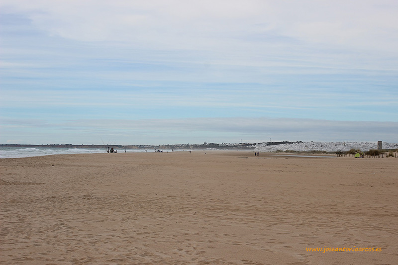 playas de Cádiz, El Palmar