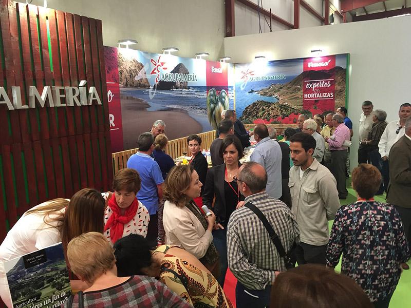 El Grupo Femago en la feria agrícola Expolevante 2016
