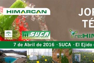 Día 7 de abril. Jornada técnica de Himarcan en SUCA