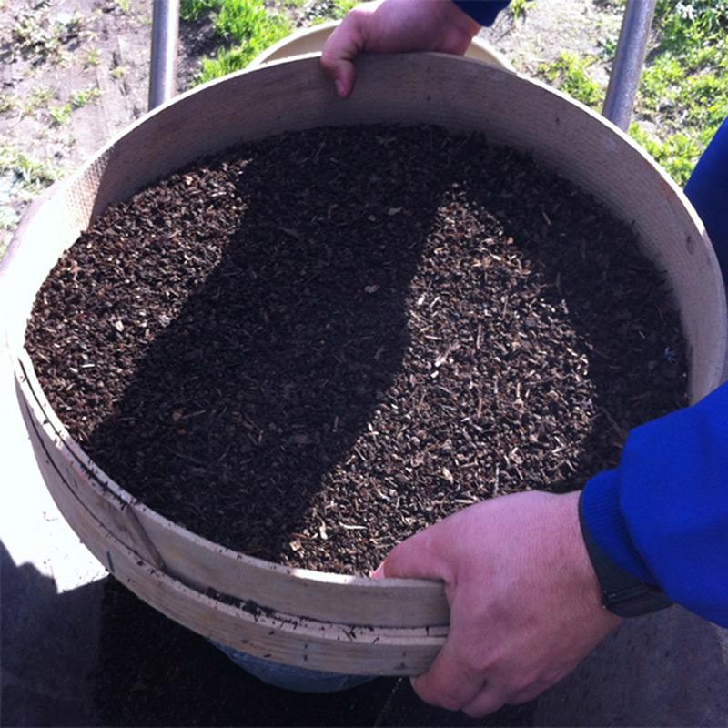 Los beneficios del humus de lombriz en la agricultura