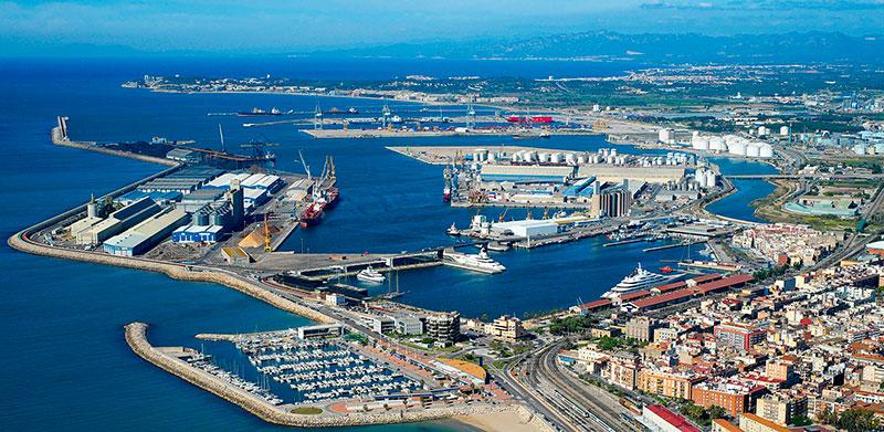 comercializacion de puertos