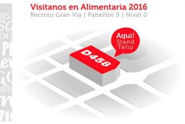Día 26 de abril. Toledo, Capital Española de la Gastronomía en Alimentaria 2016