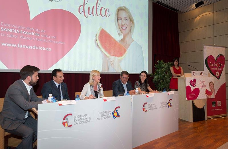Presentación en Madrid de la nueva campaña de Sandía Fashion.