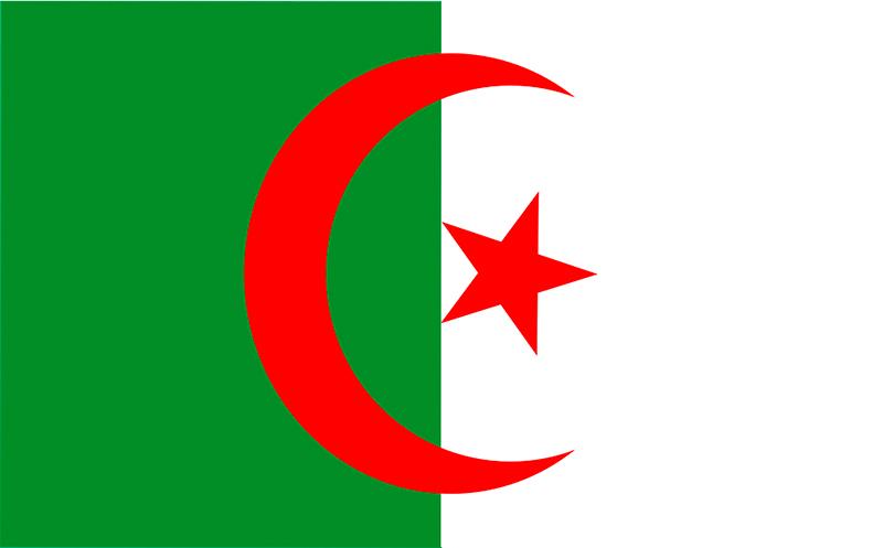 Bandera-de-Argelia