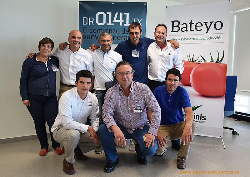 Productores de tomate de las islas Canarias, de Tenerife y Gran Canaria.