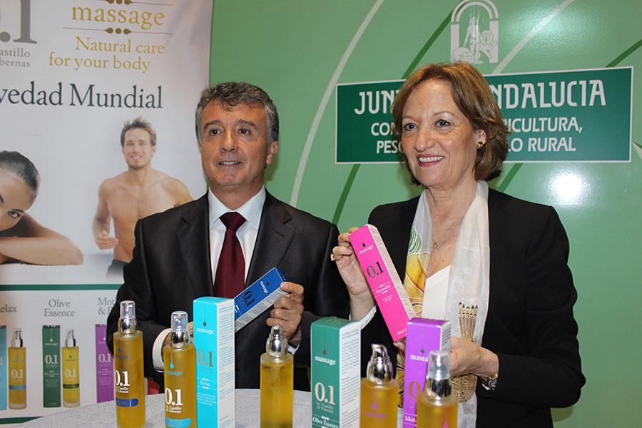 Castillo de Tabernas lanza una línea de cosméticos