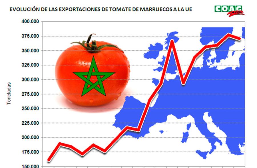 Peces por tomates. El Sahara y el acuerdo de pesca
