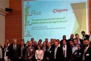 Una veintena de empresas agrícolas en el encuentro hispano-argelino