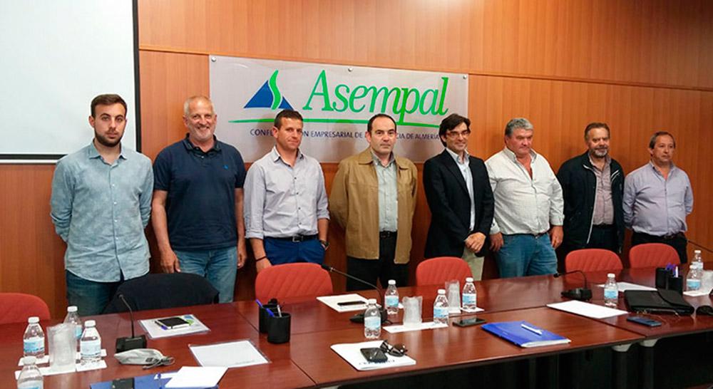 Las empresas forestales de Granada y Almería se unen como FORALGRA
