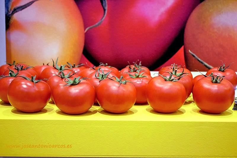 Tomates Jacaranda, suelto rojo de HM Clause