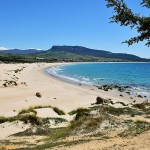 (vídeo) La gran duna de la playa de Bolonia