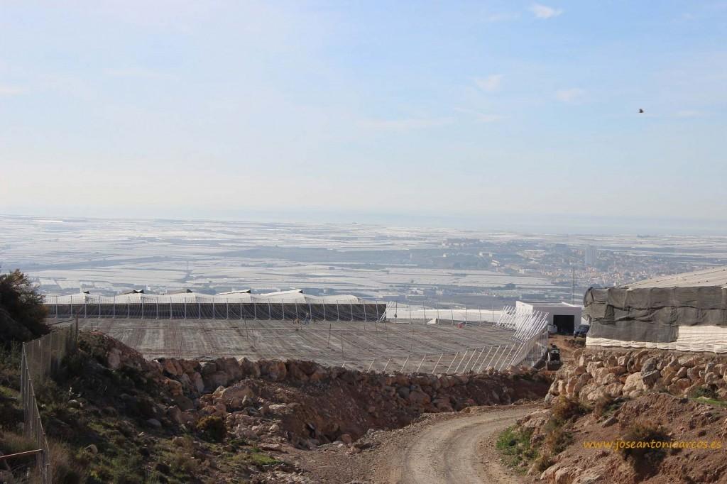 Modernización de invernaderos en Almería