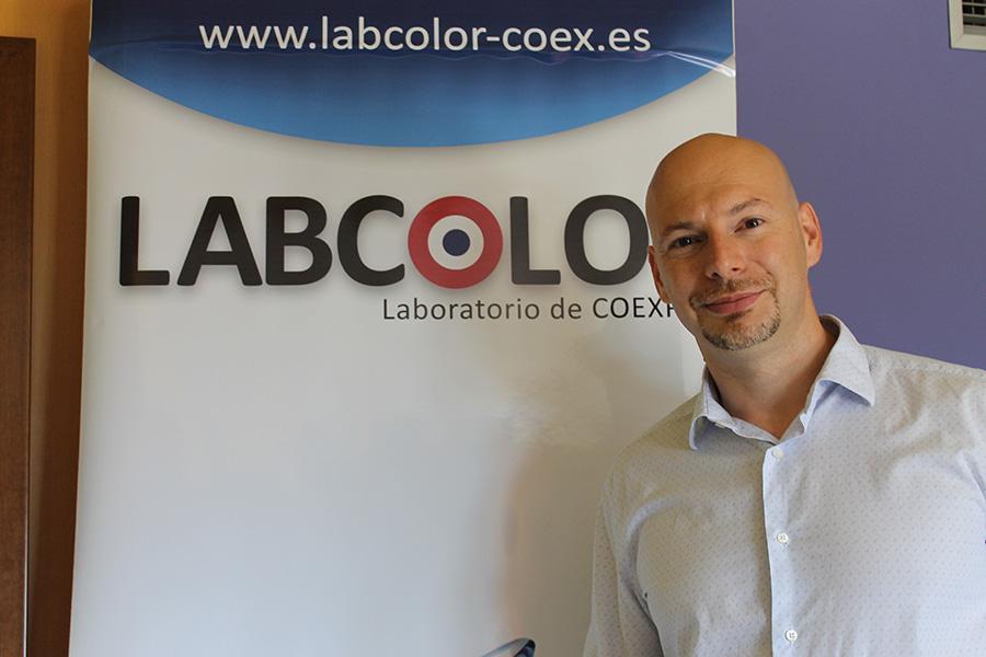 Antonio Belmonte, nuevo director de Labcolor