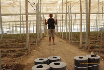 Echando las primeras guitas en Adra. Arranca la campaña 2016/17