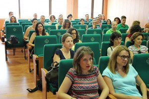 Applus en el Colegio de Ingenieros de Almería. Jornada sobre agricultura ecológica.