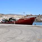 El mercado global de los sustratos pasa por el Puerto de Almería