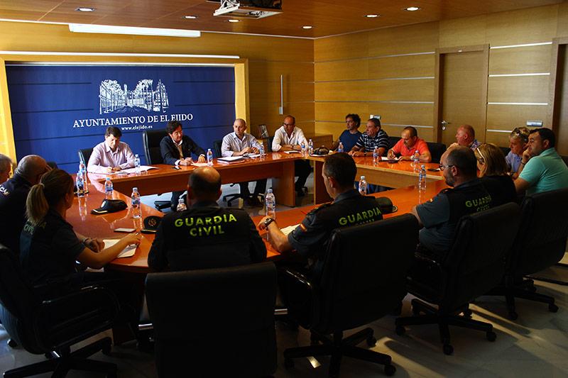 El Ejido tiene su propio Consejo de Seguridad Agrario