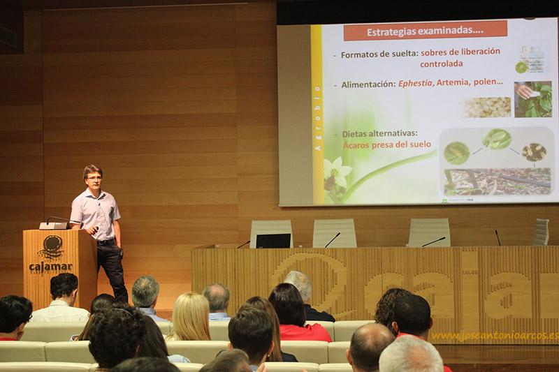 Enric Vila es responsable de I+D de Agrobío.