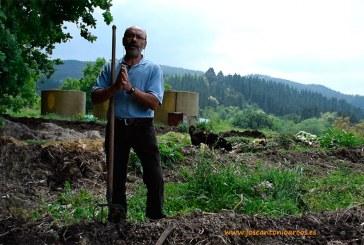 El padre de la agroecología vasca nos abre su casa