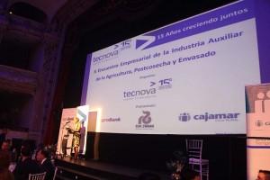 Mari Carmen Galera es gerente de Tecnova Centro Tecnológico  de la Industria Auxiliar de la Agricultura