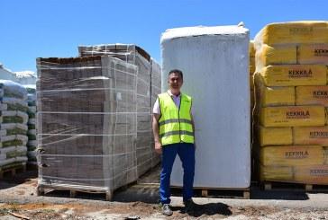 La planta de Projar en Almería producirá este año 60.000 metros cúbicos de sustratos a la carta