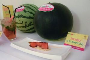 Melón y sandía marca Go Veg & Fruit