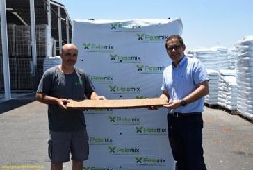 La granulometría perfecta del coco: la nueva fábrica de Pelemix