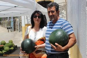 Trini Rubí y Pedro Flores son un matrimonio de agricultores de Sorbas, en Almería.