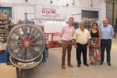 Maderas González y Martínez adapta su maquinaria al mercado marroquí