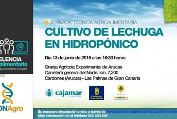 Días 13 y 14. Jornadas técnicas agroalimentarias en Gran Canaria y Tenerife