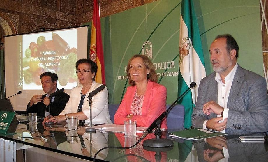 La Junta de Andalucía reconoce que la campaña ha sido