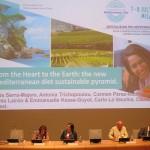 Biosabor en la presentación de la nueva pirámide de los alimentos en Milán