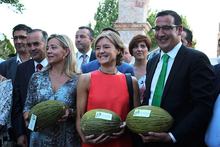 Feria-del-melon-de-La-Mancha