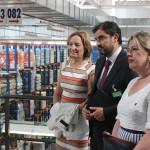 Mercadona invierte 60 millones en su centro logístico de Guadix
