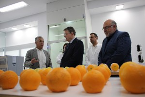 Nuevos laboratorios de Citrosol