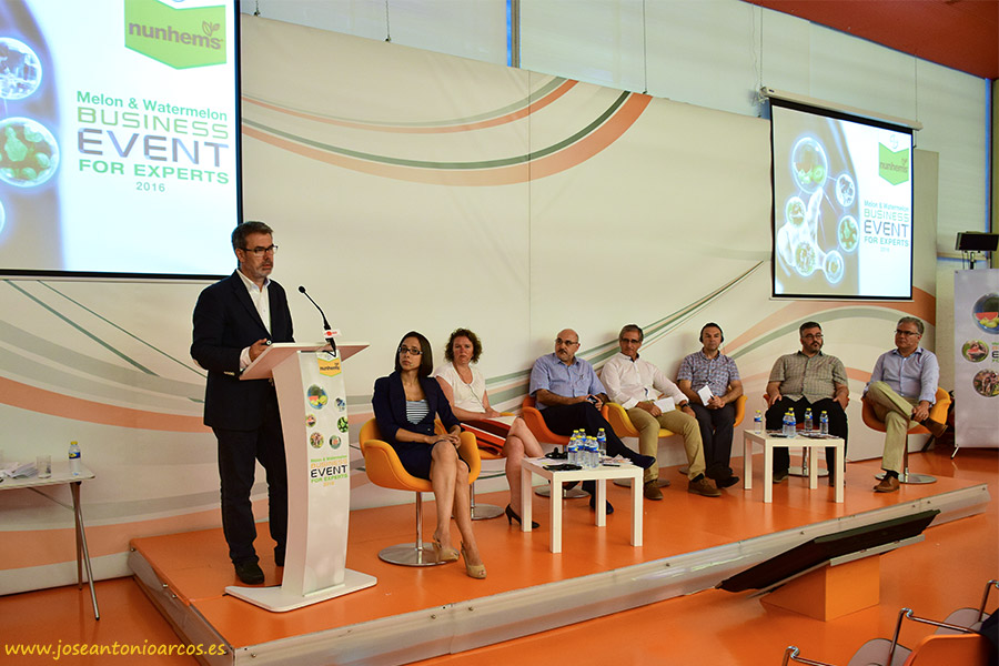 Nunhems en Cartagena, Melon & Watermelon Business Event for Experts 2016.