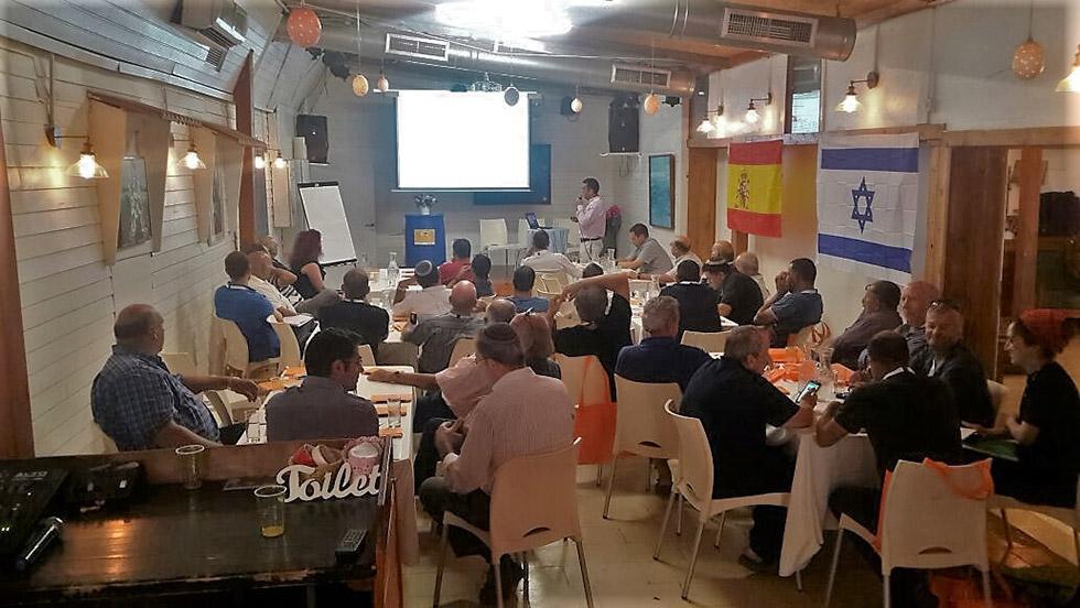 Citrosol lleva la revolución naranja de la postcosecha hasta Israel