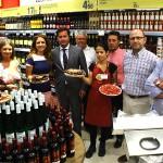 'Sabores de Andalucía' hace parada en el Copo de El Ejido