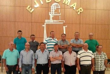 Baños y Rodríguez son reelegidos por los agricultores de Ejidomar